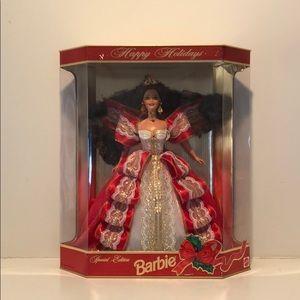 Happy holidays Barbie Mattel 17832